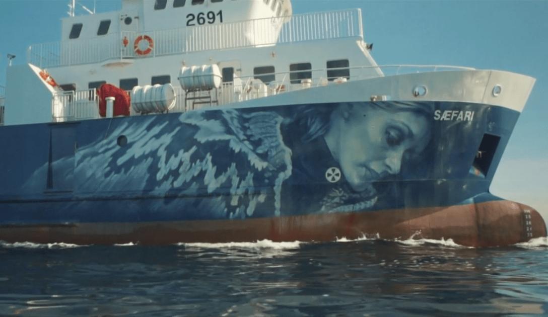 Un court docu-vidéo sur le «street artist» australien Guido van Helten