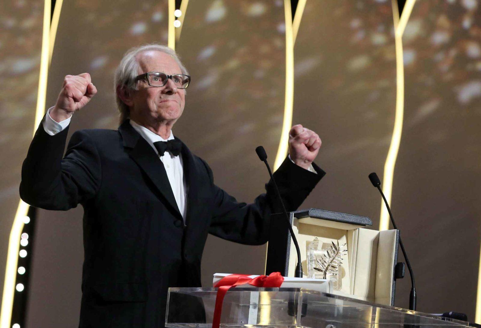 Ken Loach sacré : le réalisateur a dorénavant deux palmes à son art