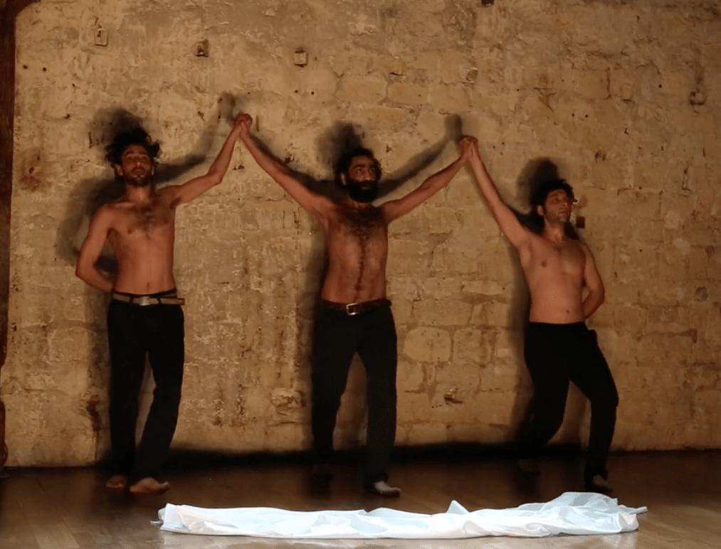 Mithkal Alzghair et l'héritage du corps syrien : un déplacement des profondeurs