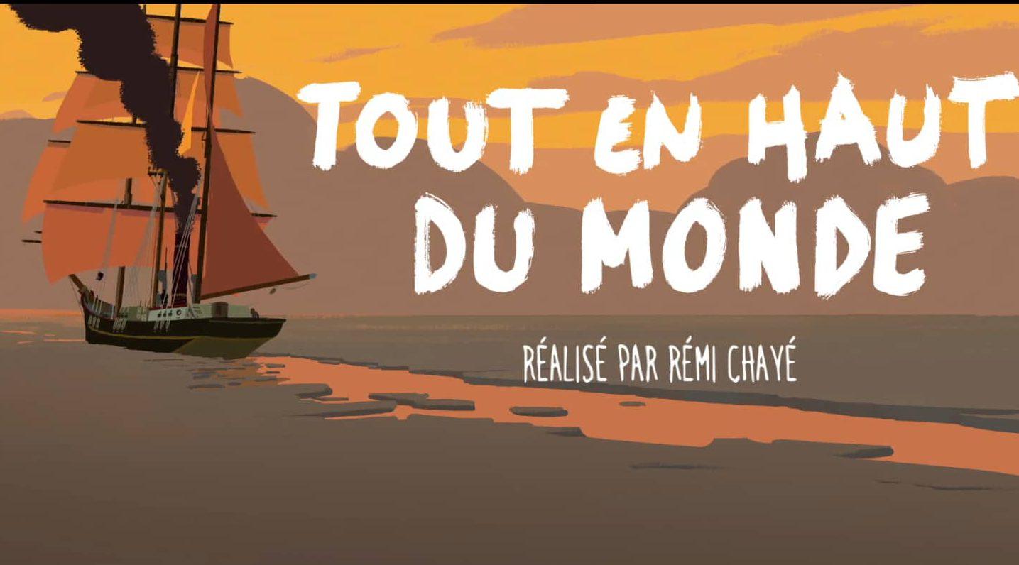 Prix Jean Renoir des lycéens 2016 : «Tout en haut du monde» de Rémi Chayé