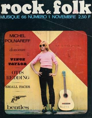 Il y a 50 ans : 1er album de Michel Polnareff et 1er numéro de Rock & Folk