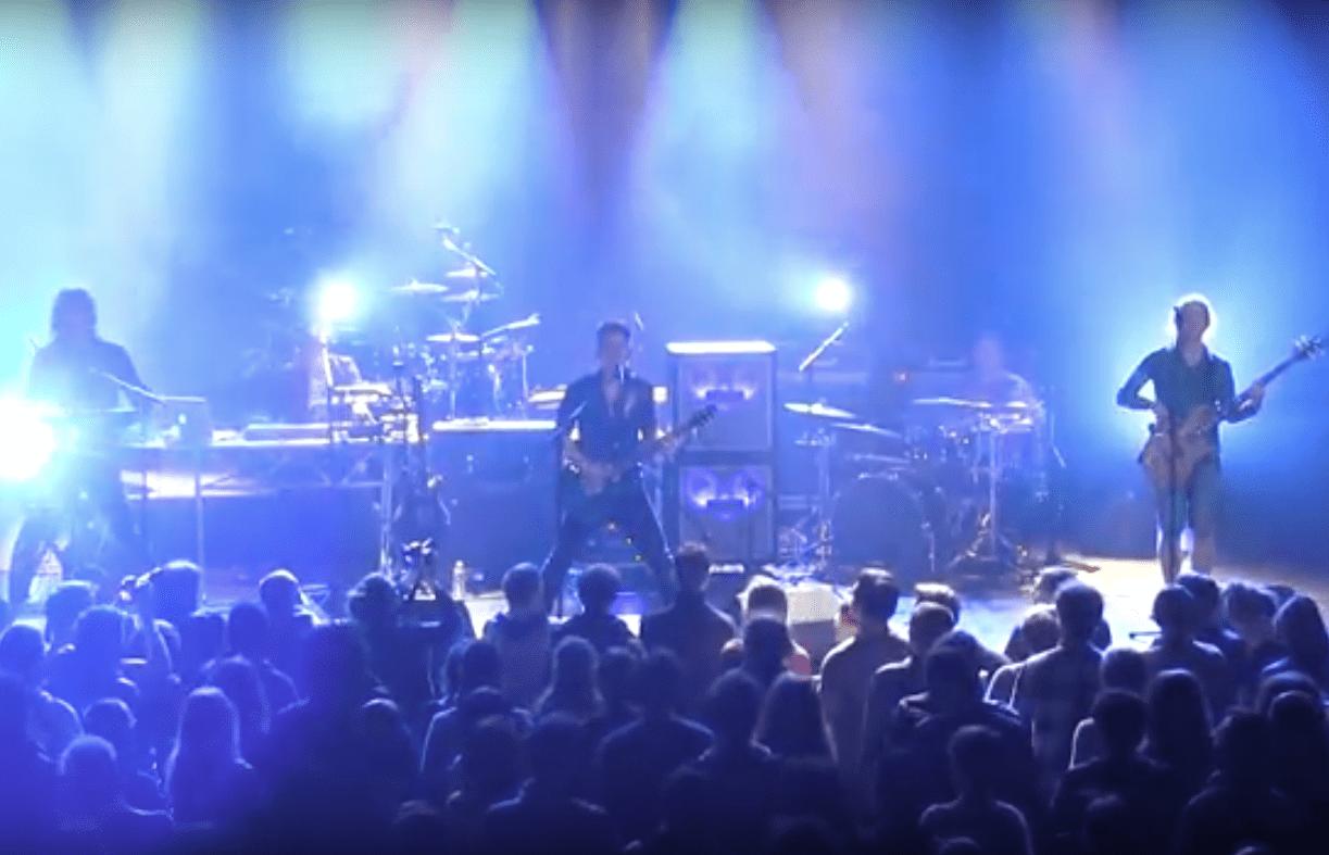 [Vidéo] Shuffle s'impose doucement dans la rock cour des grands