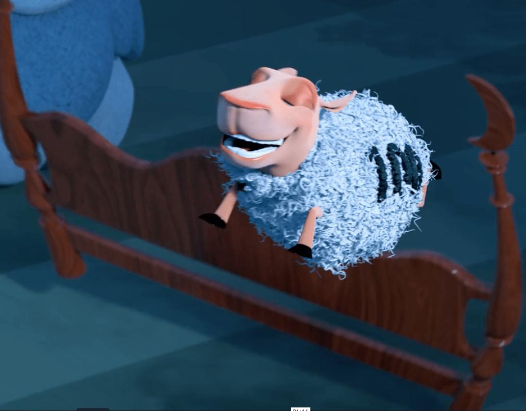 Animation vidéo – Le mouton qui rêvait du grand soir…