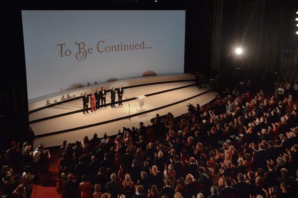 Les projets expérimentaux ont le vent en poupe au festival Karlovy Vary