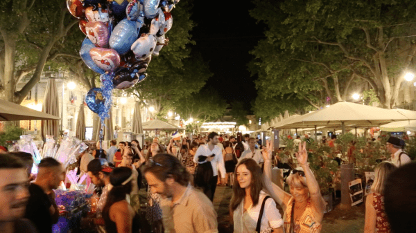 La ministre de la Culture annonce un prochain lancement des États généraux des festivals à Avignon