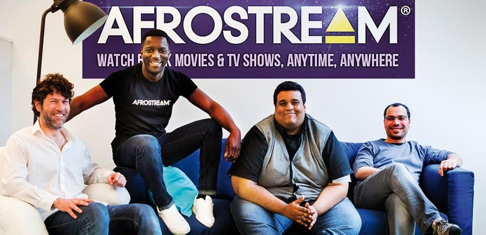 Afrostream : le Netflix afro qui cartonne !