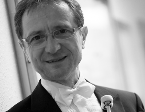 Le célèbre timbalier français Benoît Cambreling tire sa révérence