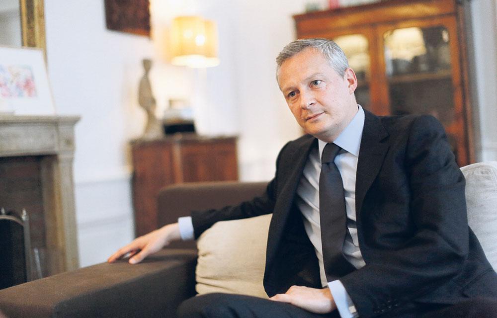 Bruno Le Maire: «L'identité, c'est ce qui enferme, la culture, c'est ce qui ouvre»