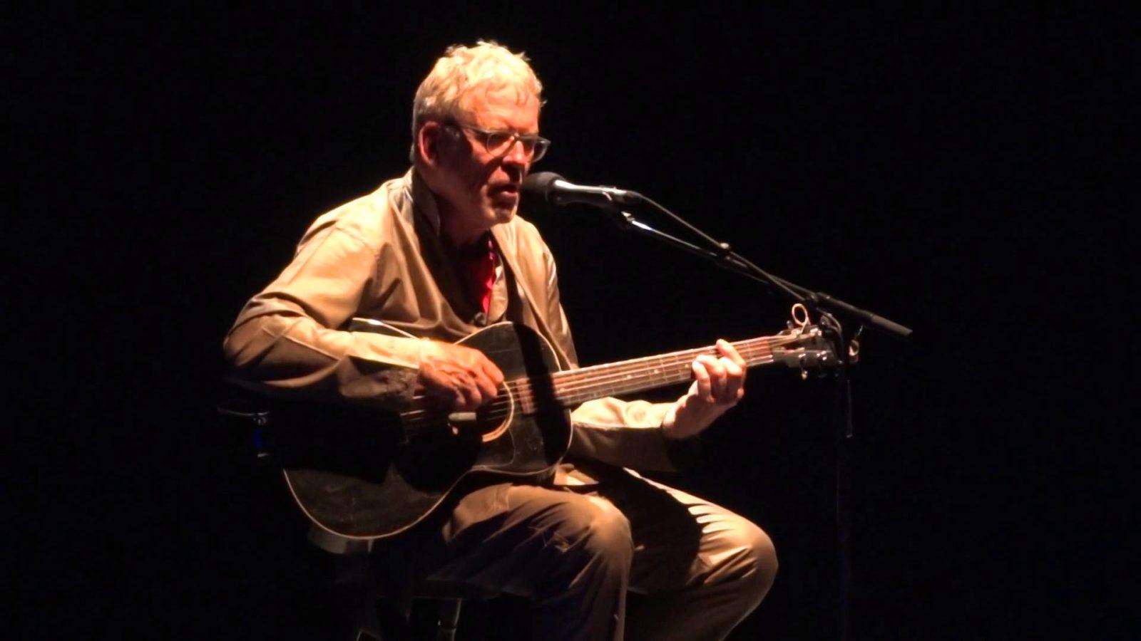 Dick Annegarn ouvre la première «Verbothèque» au monde dans les Pyrénées