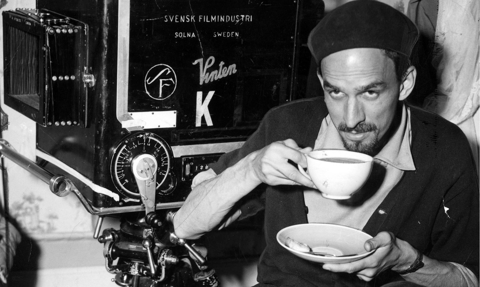 Découverte d'un scénario perdu d'Ingmar Bergman : audacieux, complexe et radical