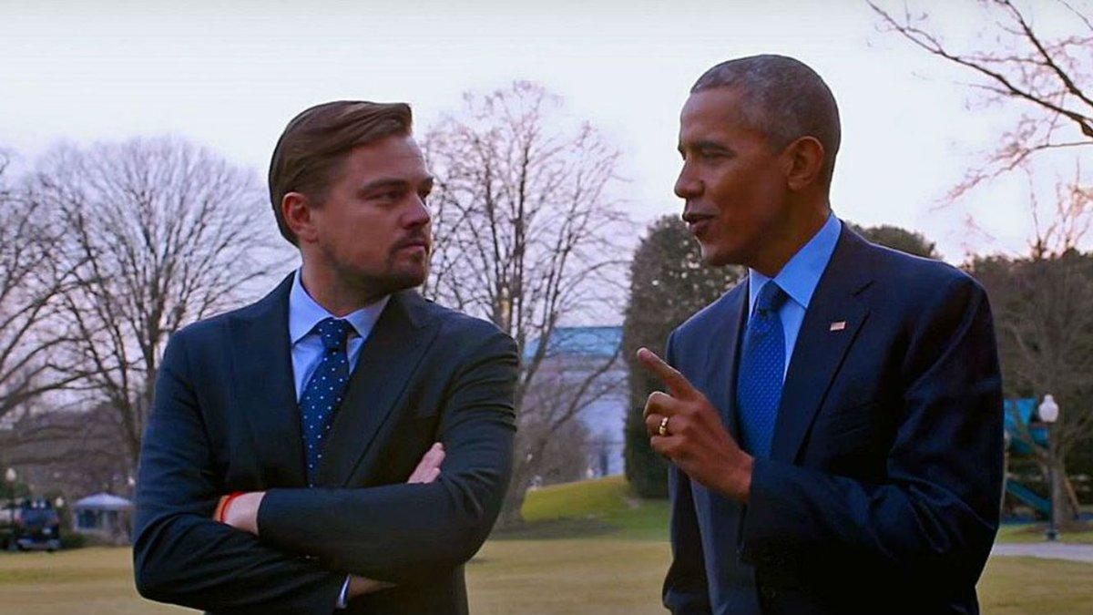 Leonardo DiCaprio offre gratuitement son documentaire, un cri d'amour pour la planète