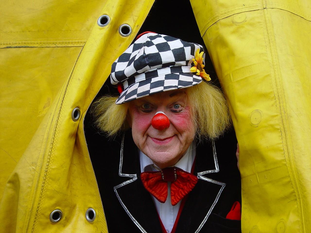 RIP Oleg Popow, vétéran des clowns de ce monde (1930-2016)