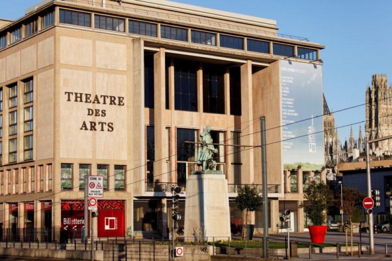 L'Opéra de Rouen Normandie recrute un régisseur général (h/f)