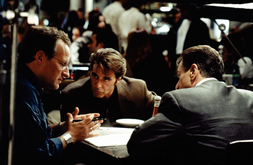 VIDÉO. Du script à la scène : le mythique face à face d'Al Pacino et de Robert De Niro dans «Heat»
