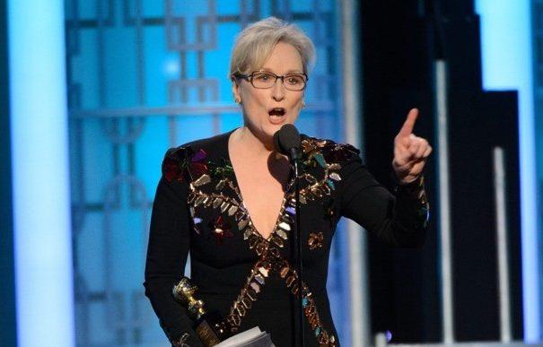 The Meryl Streep vs Donald Trump Effect ou de la légitimité des artistes à parler de politique