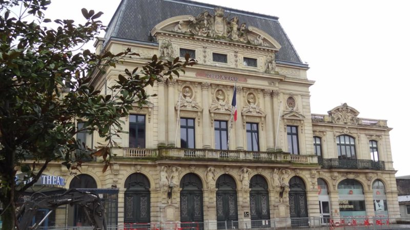 Farid Bentaïeb à la tête du Trident, Scène nationale de Cherbourg-en-Cotentin