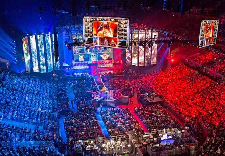 L'e-sport, un avenir pour les techniciens de spectacle