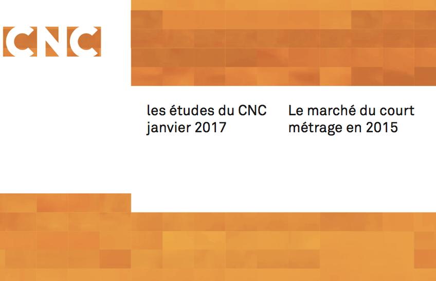 Le marché du court métrage en 2015 et les aides du CNC