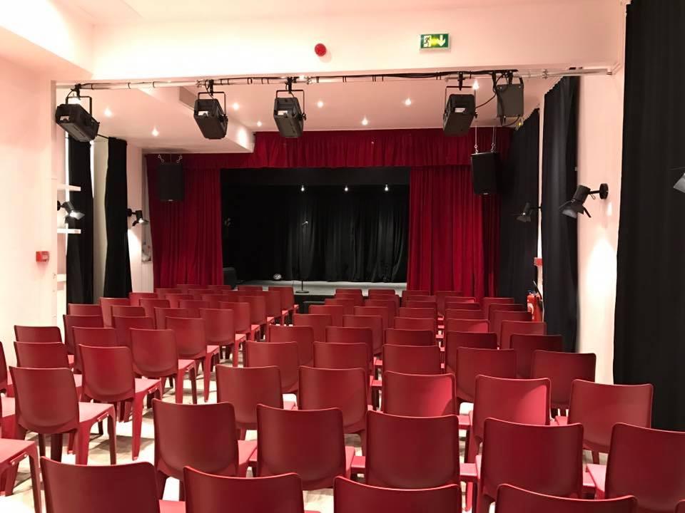 Le Burlesque : le tout premier café-théâtre de Metz vient d'ouvrir