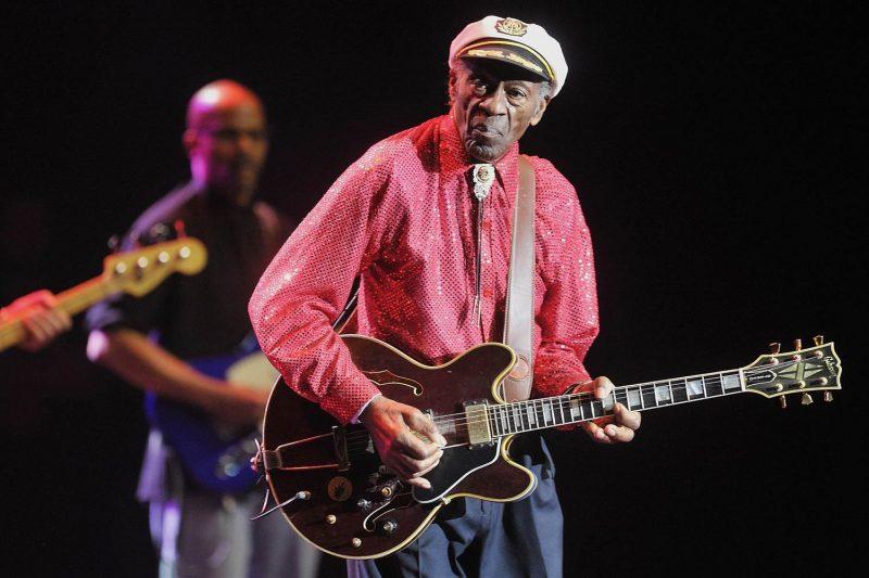 Chuck Berry s'est joué des barrières raciales pour imposer sa musique