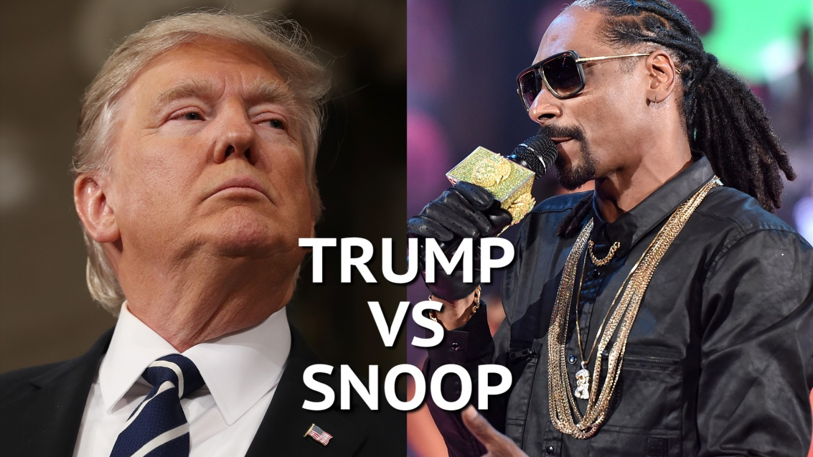 « Make America Crip Again »: Snoop Dogg et Donald Trump en miroir