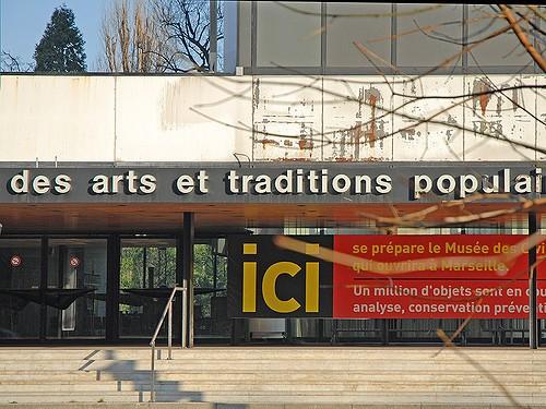 Le groupe LVMH reprendra bien l'ex-musée des Arts et Traditions populaires du Bois de Boulogne