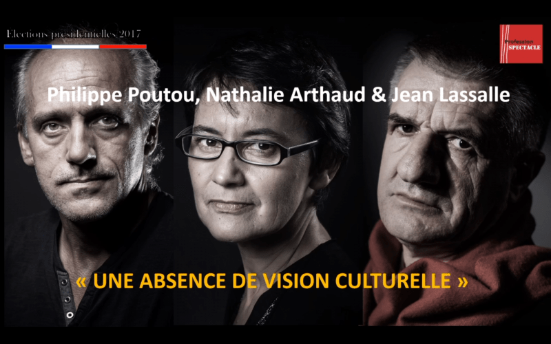 La culture selon… Philippe Poutou, Nathalie Arthaud et Jean Lassalle