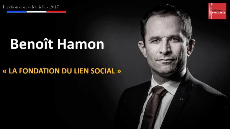 La culture selon… Benoît Hamon