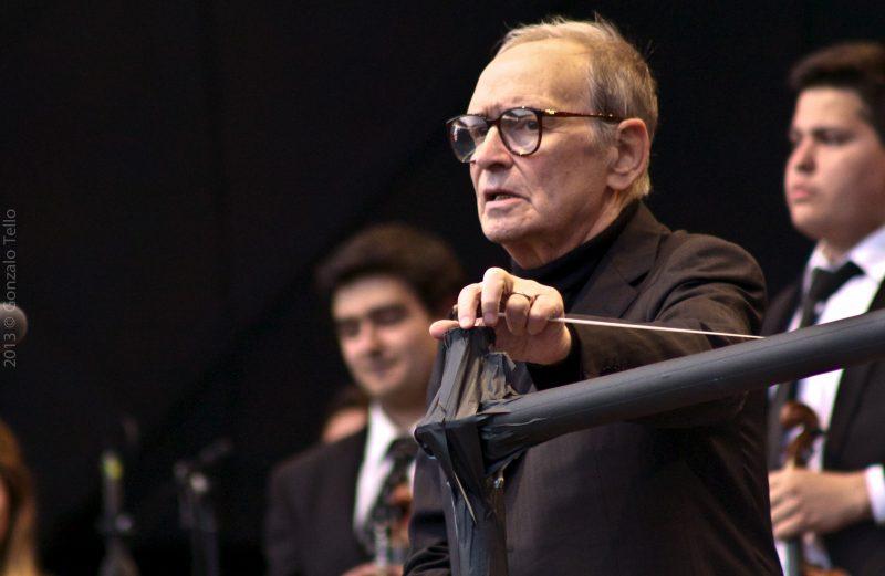 Ennio Morricone et Philippe Rombi couronnés comme compositeurs de musiques de films