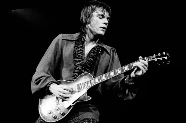 RIP. J. Geils, guitariste américain fondateur du J. Geils Band, est mort à 71 ans