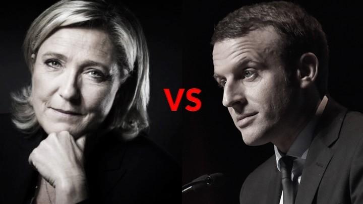 Emmanuel Macron vs Marine Le Pen : deux programmes culturels étonnants