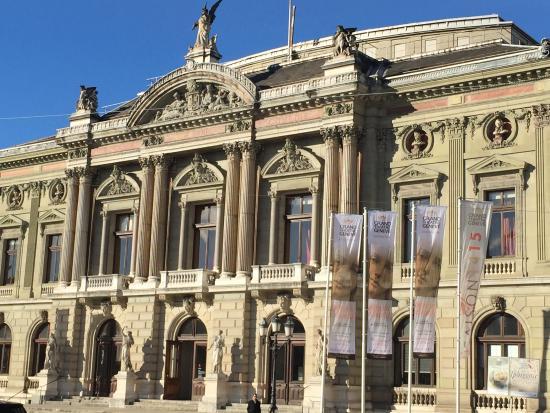 Aviel Cahn nommé à la tête du Grand Théâtre de Genève