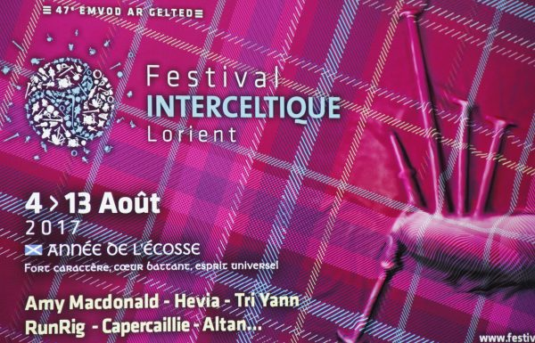 Interceltique 2017 – 6 artistes à ne pas rater !