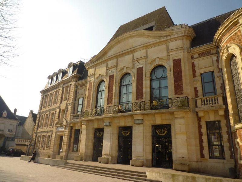 Alain Dessaigne, directeur du théâtre de Cambrai, tire sa révérence