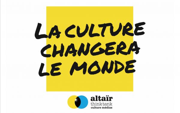Les arts et la culture face au privé et à la French Tech : les grands débats d'Altaïr think tank à Avignon