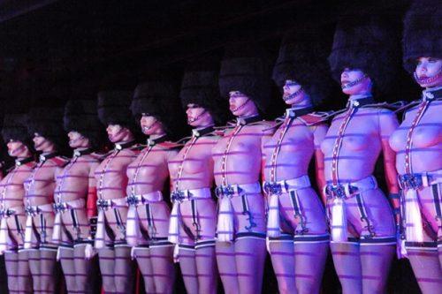 Une première : le Crazy Horse dévoilera ses coulisses pendant les Journées du Patrimoine à Paris