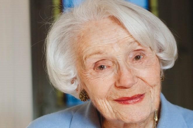 RIP. Gisèle Casadesus, la doyenne des comédiennes françaises, à 103 ans (1914-2017)