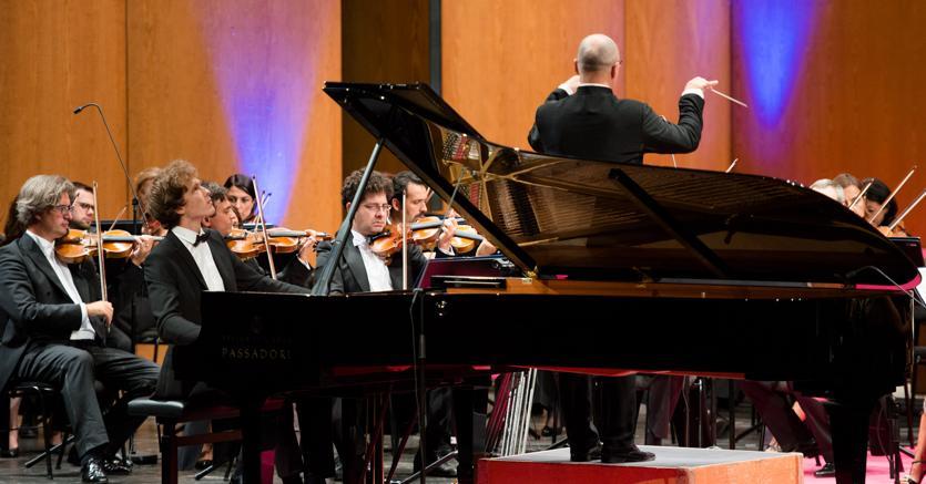 Ivan Krpan, lauréat du Concours Busoni 2017