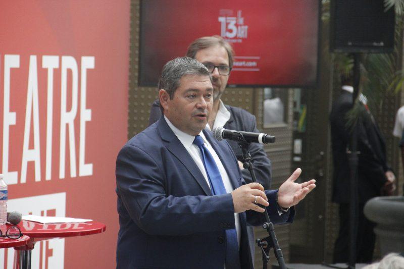 Jérôme Coumet: «La culture peut donner une identité nouvelle au XIIIe arrondissement»