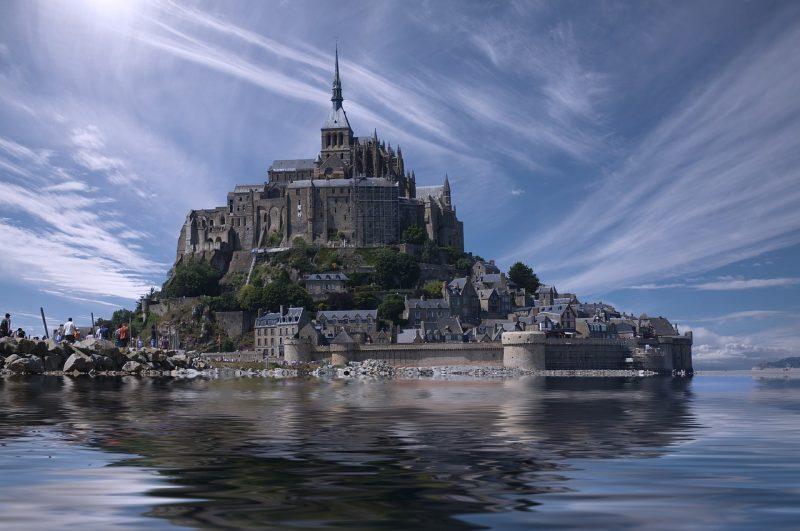Thomas Velter, chef du cabinet de Franck Riester, pressenti pour diriger l'Établissement national du Mont-Saint-Michel