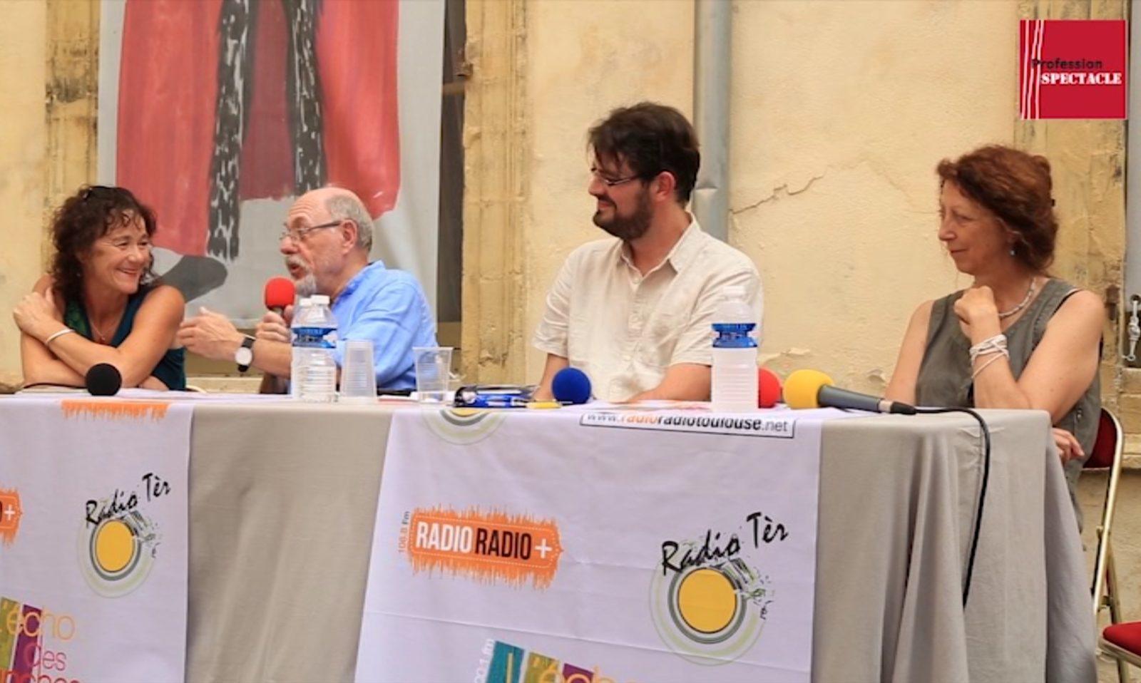 Vidéo. Table ronde – Existe-t-il une littérature dramatique propre au jeune public ?