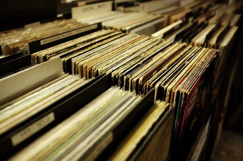 Plus de 50 000 vinyles numérisés et disponibles gratuitement en ligne