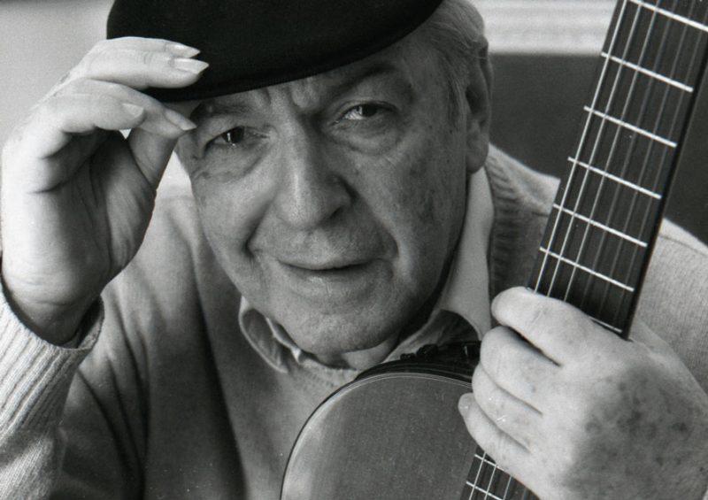 RIP. Daniel Viglietti, chanteur et compositeur, grand opposant à la dictature en Uruguay