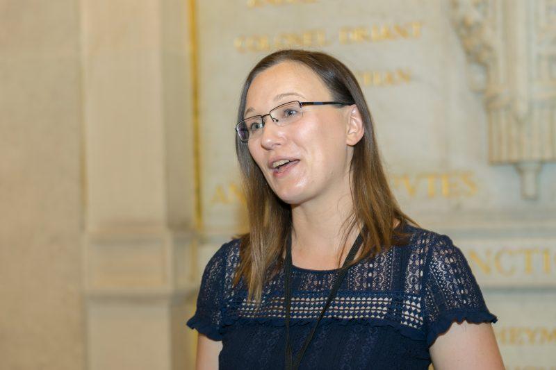 Fannette Charvier, députée LREM: le service public doit «répondre aux attentes des téléspectateurs»
