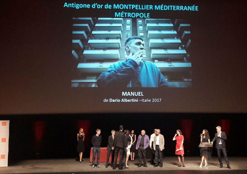 «Manuel» de l'Italien Dario Albertini triomphe au Cinemed de Montpellier