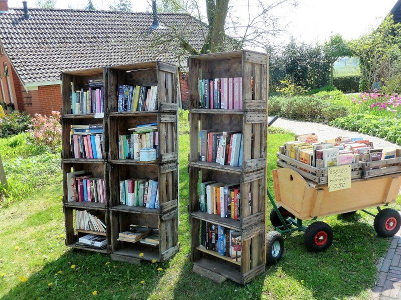 Lecture durable : les bibliothèques se mettent au vert