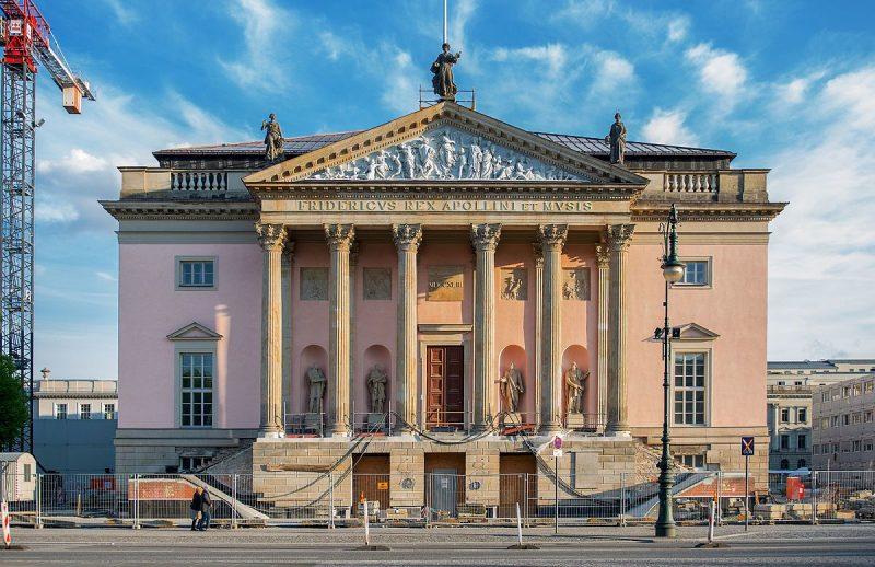 Berlin – Réouverture du Staatsoper après sept ans de travaux laborieux