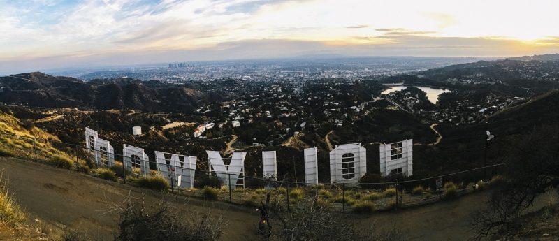 Reportage dans les coulisses d'Hollywood