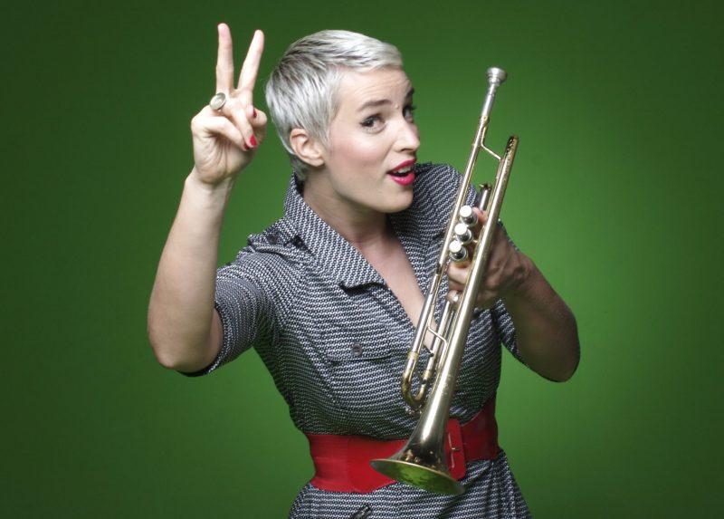 Maite Hontelé, trompettiste de salsa : «La saveur est dans la rue !»