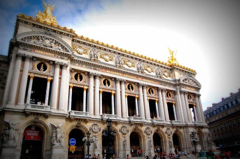 Les belles missions de l'Académie de l'Opéra de Paris